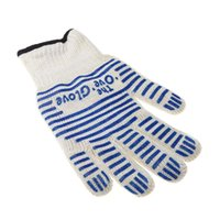 Wholesale Universal Kitchen gloves New cooking tools bakeware tricot Oven Glove Heat Proof Resistant for Right Left Hand Protective