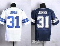 cowboys jerseys - 2015 New Draft Jerseys Men s Cowboys Byron Jones Elite American Football Jersey Embroidery Name and Logo Allow Mix Order