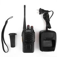 Wholesale Baofeng BF S Walkie Talkie Two way Radio Interphone W UHF MHz CH