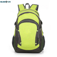 backpack tool bag laptop - Fashion Design Soft Bag L Outdoor Waterproof Camping Fly Fishing Bag Cycling Backpack Solid Color Nylon Comfortable Laptop Bag order lt no