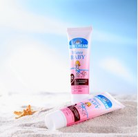 Wholesale UMU Adult And Baby Sunscreen Whitening Isolation And Tender Moisturizing Sunscreen Lotion ml Travel Essential SPF