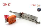 Wholesale Smart GM37 in auto pick and decoder LOCKSMITH TOOLS lock picks set