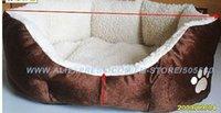 Cama do animal de estimação / cão cama / sofá Cat Pet Bed impermeável não-tecido M 12pieces tamanho / lot Freeshipping Atacado