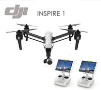 100% Original DJI inspirer 1 drone Rc avec 4K caméra HD Transformer double contrôle RC Quadcopter RTF hélicoptère Livraison gratuite