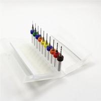 Wholesale Hot Sale mm PCB Print Circuit Board Drill Bits Carbide Micro Drill Bits CNC PCB Dremel