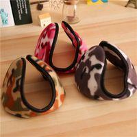 Wholesale F765 after wearing camouflage warm earmuffs ear warm winter essential cold earmuffs earmuffs ages