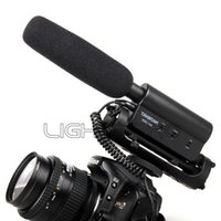 Wholesale photo interview professional studio SGC microphone microfone for Camera D D D DII III For Nikon D5000 D7000 D3000 D600