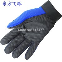 Wholesale Winter outdoor warm women and men gloves Protective gloves large outdoor sports pair GW12