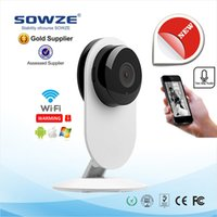 Wholesale Brand SOWZE camera Mi IP camera wifi wireless sowze HD P micro mini camera CCTV Ant home video security surveillance cam