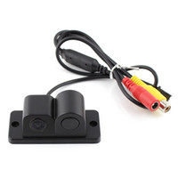 Wholesale HD in Auto Parking Assistance Radar Car Rear View Camera Parking Sensor Connect Car DVD Monitor Show Distance and Image