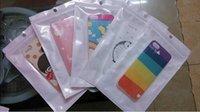 Precio de Bolsas de plástico para alimentos-12 * 20 cm Clear + perla blanca de plástico poli OPP cremallera embalaje postal bloquear paquetes al por menor de alimentos joyería bolsa de plástico de PVC 10 * 18cm * 24cm 3000pcs 16 DY