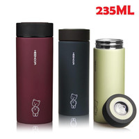 Wholesale HEENOOR ML High Grade Vacuum Flasks Thermoses Double Layer Stainless Steel Thermos Bottle Water Bottle Cup