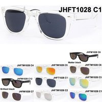 Wholesale Hot sale New Hot Sale Products Mens Womens ShadesEyewear Fashion Classic Foldable Folding Wayfarer Sunglasses
