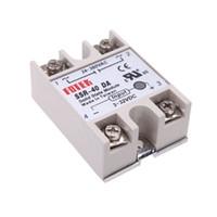 Wholesale 24V V A SSR DA Fotek Solid State Relay Module for PID Temperature Controller V DC To AC