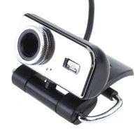 Wholesale FREE DHL USB HD Webcam CMOS Web Camera Video Web Cam Camera CMOS for PC Laptop wxq278