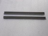 Wholesale Dia L300mm Lubricate Graphite rod self lubricating bearings Impregnated graphite