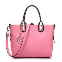 Cheap NEW The Female Leather Women Bags 2015 Hot Women Genuine Leather Women Messenger Bag Vintage handbag designer Retro Bags