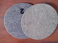 Wholesale 17 inch Diamond Encrusted Pads to Hone and Polish Stone Floors grit at same price