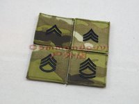 army sergeant rank - Perfect version of the US Army USARMY Multicam OCP rank rank insignia badge sergeant level