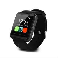 Wholesale Bluetooth Smart Watch U8 Wrist Smartwatch for iPhone Plus S Samsung S4 S5 S6 Note HTC Android SmartPhones