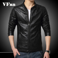 2015 New Men's Fashion Faux Leather Jacket Brand Design Leather Jackets Coat Casual Motorcycle Jackets Z1309-Euro
