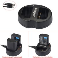 battery charger for lumix camera - KingMa BM015 BLF19E Dual Channel Battery Charger for DMW BLF19E Panasonic Lumix DMC GH3 GH3GK GH4 Camera