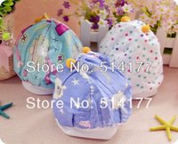 Wholesale new Classic Cotton Newborn Baby hat baby Tire cap mixed color