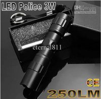 Wholesale police W lumens Led Super Bright Aluminum Led waterproof Torch HEAD LAMP light