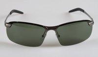 arming pilots - 4 piece polarized cool sunglasses for men male arm glasses drivering sun glasses