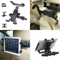 Wholesale Universal Car Back Seat Headrest Mount Holder For iPad Tablet PC Galaxy New order lt no track