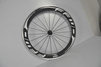 Wholesale Alloy braking surface FFWD mm aluminum Carbon Road Bike Wheels c carbon bicycle FFWD wheels carbon wheels
