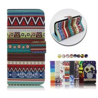alcatel products - hot new product PU Leather Wallet Flip cover case for alcatel one touch pop icon fierce2 t case