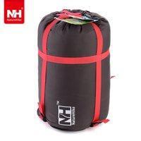 Wholesale Lightweight Outdoor Sleeping Bag Pack Compression Stuff Sack High Quality Storage Carry Bag For Camping Hiking Mountaineering