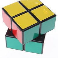 assorted puzzles - TND quot x2x2 Magic Cube Brain Teaser IQ Puzzle for Competition Assorted Colors
