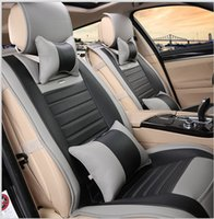 leather seat cover - 2015 Newly Special car seat covers for Mitsubishi Outlander seats fashion leather seat covers for Outlander