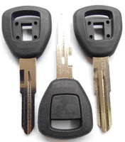 acura transponder key - New car key case for Acura transponder key blank shell no logo