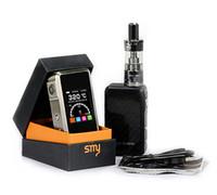 Wholesale 100 Original SMY w mini box mod Smy60 mini Carbon fiber SMY w TC Mod VS IPV4 Sigelei w