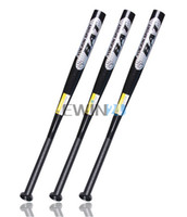 baseball bat - Black Baseball Bat Aluminum alloy Softball Racket Youth Outdoor Sports New and High Quality Hot Selling
