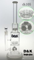 best tobacco brands - DK brand Bigest glass bong Flow percolator jm flow perk with arm perk quot inches Best quality tobacco pipe glass bong
