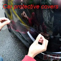 Wholesale Car accessories hot sale protective file for cars anti dirty car covers with four pieces a pack light car stickers special price on sal