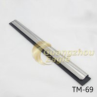 aluminum replacement windows - 24CM length car wrap tool Black white window tint tool Replacement rubber squeegee with Aluminum tube