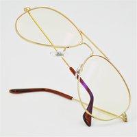 eyeglasses box - Accessories Eyewear Eyeglasses half box Frames RB men reading glasses Multipurpose Multicolor alloy frames Optics goggles OS oculos