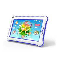 Cheap HOT! 7 inch Kids Tablet PC RK3026 Dual Core Dual Camera Children MID 8G Wi-Fi Android 4.2 Big discount!game&study Christmas gift