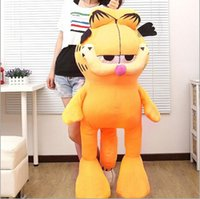 Wholesale Genuine plush toy doll genuine large Garfield doll pillow creative Valentine s Day gift