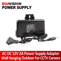 US ac security supplies - CCTV Security waterproof AC DC adapter V A CCTV power supply Camera adapter