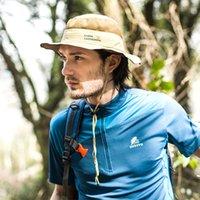alpine hats - Summer UPF40 Quick drying sun Bucket Hats Alpine hat Outdoor sports climbing riding hat