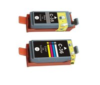 Wholesale Newest Compatible Ink Cartridges for Canon PGI CLI with chip