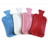 Wholesale Premium Rubber Hot Water Bottle Old Fashioned Thick Rubber Bottle Can Hold Hot Hot Hot Water Liters