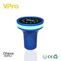 Wholesale China e head hookah square e head rechargeable battery vaporizer cheap e hookah smoking hookah hose large hookah vase VPro4