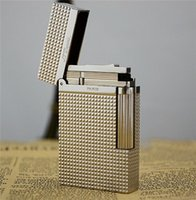 Wholesale S T Memorial Dupont lighter Bright Sound New In Box Serial number T934